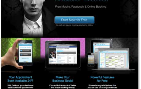 GoBook-Landing-Page