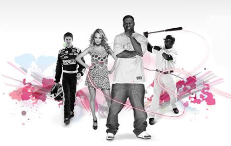 Bacardi Flash website circa 2008
